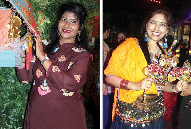 (L) Preeti (R) Sulekha (BCCL/ Arvind Kumar)