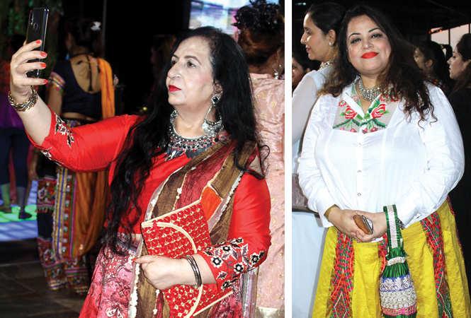 (L) Sushma (R) Priya Agrawal (BCCL/ Arvind Kumar)