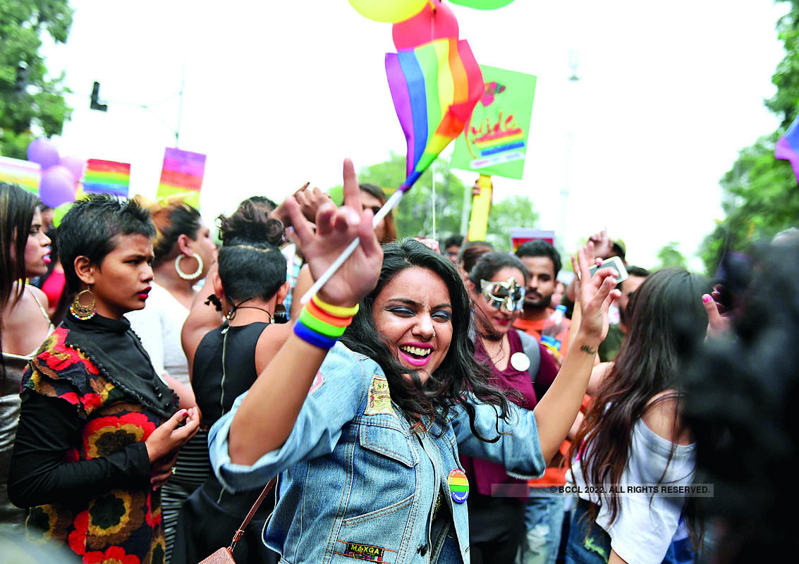 More than 1,000 LGBTQ members marches with pride for equal rights