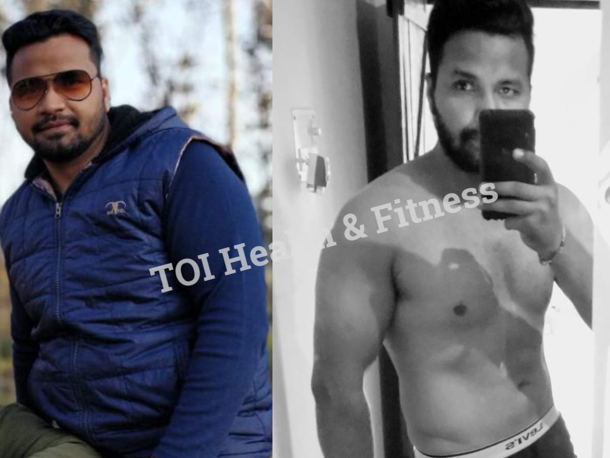 This guy lost 15 kilos in just 5 months! Here's how he did it