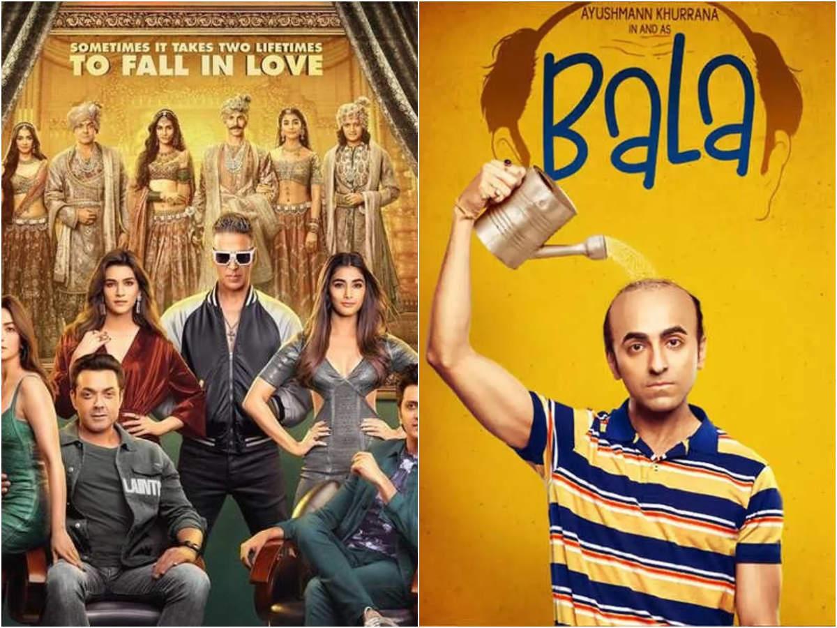 November 2019 Box Office Report: Akshay Kumar's House 4 And Ayushmann Khurrana's Bala Earn Big Numbers