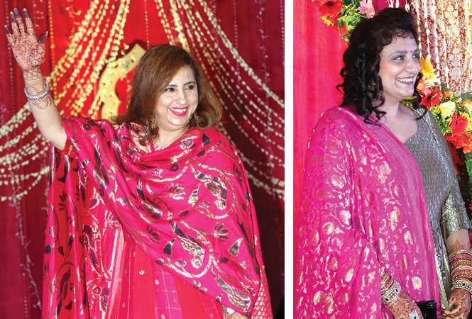 (L) Pooja Madhok (R) Preeti Talwar (BCCL/ Unmesh Pandey)