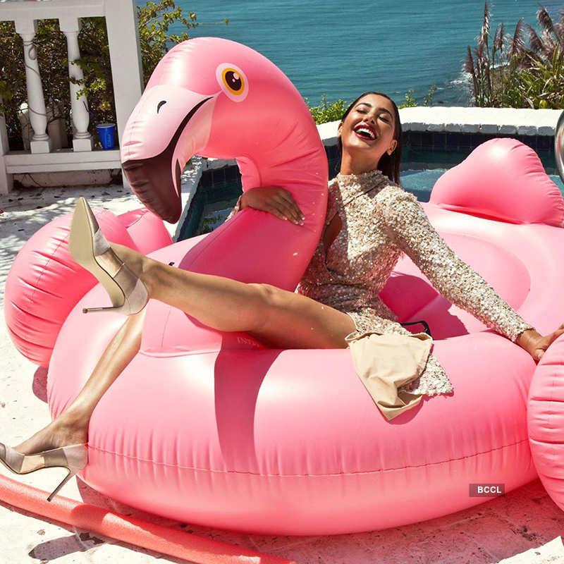 Uday Chopra's rumoured GF Nargis Fakhri's bikini picture goes viral...