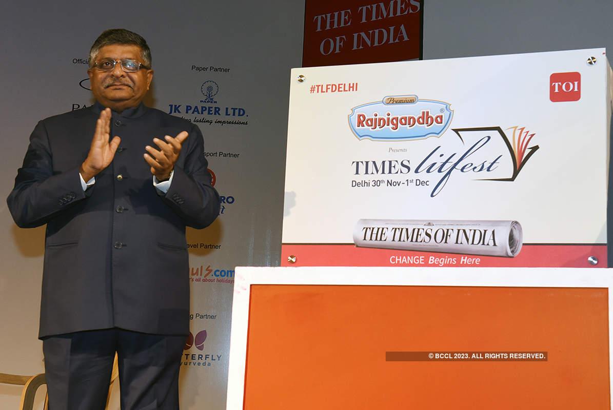 Times Litfest Delhi 2019: Day 1