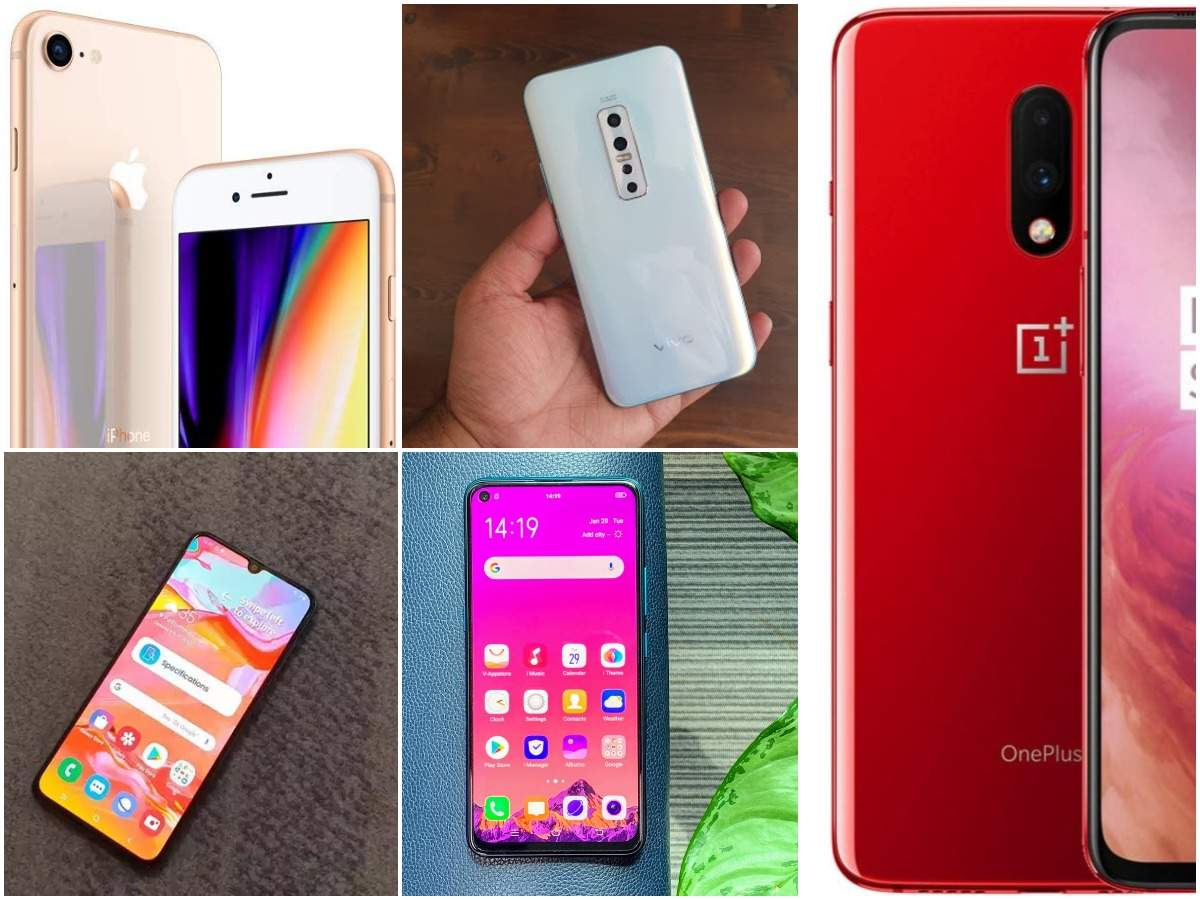 23 top-end and mid-range phones from Apple, Samsung, OnePlus, Xiaomi, Realme and others that got price cuts in 2019
