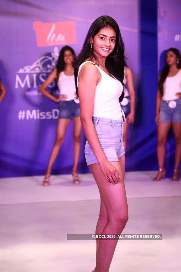 LIVA Miss Diva 2020 Indore auditions: Round One
