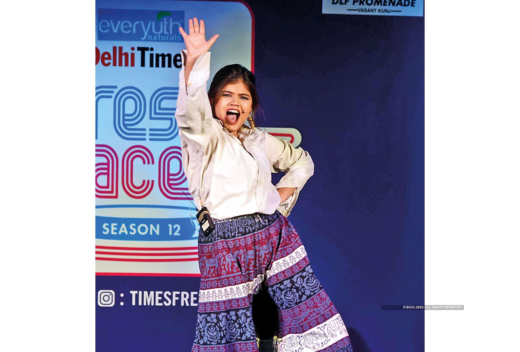Miss Talented Arushi Kalia