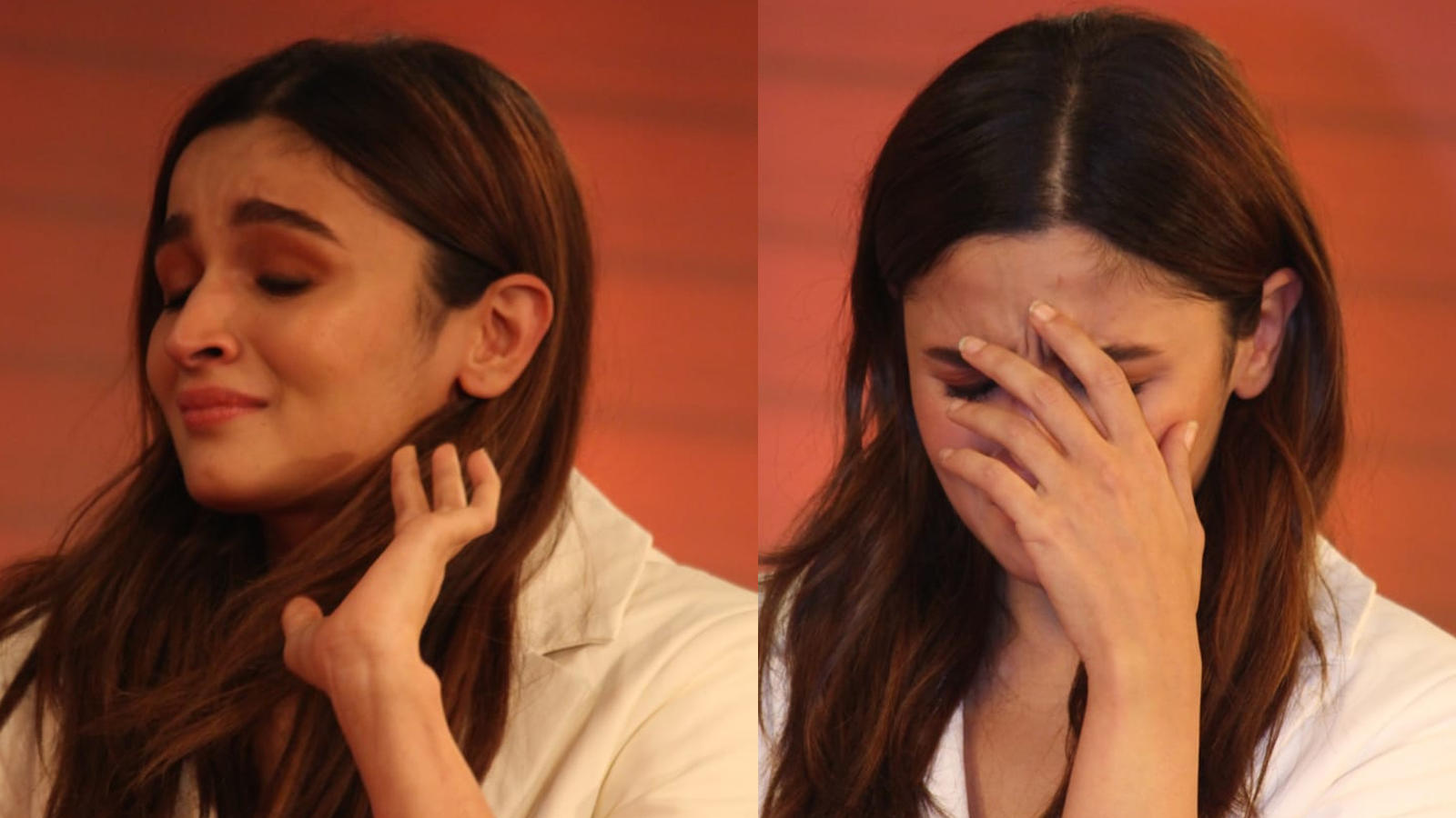 Alia Bhatt breaks down in tears while talking about sister Shaheen Bhatt's battle with depression