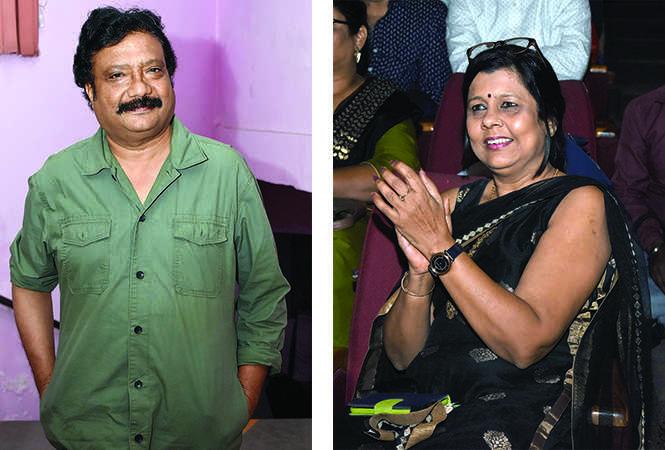 (L) Mustajab Malik (R) Jyoti Sinha (BCCL/ Farhan Ahmad Siddiqui)