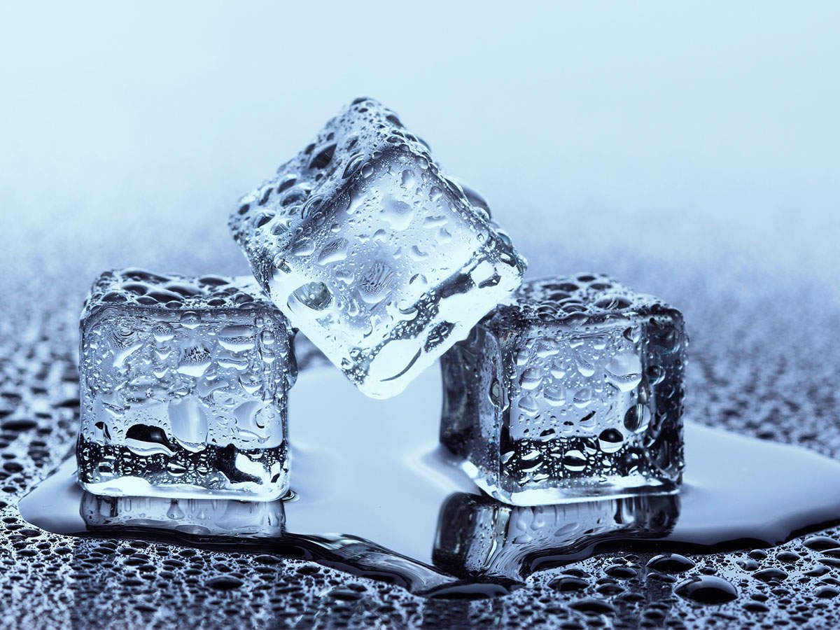 Want to freeze water quickly? Use hot water   The Times of India