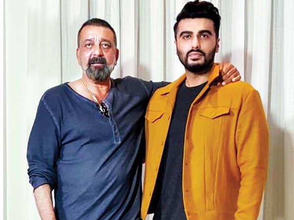 Sanjay Dutt and Arjun Kapoor