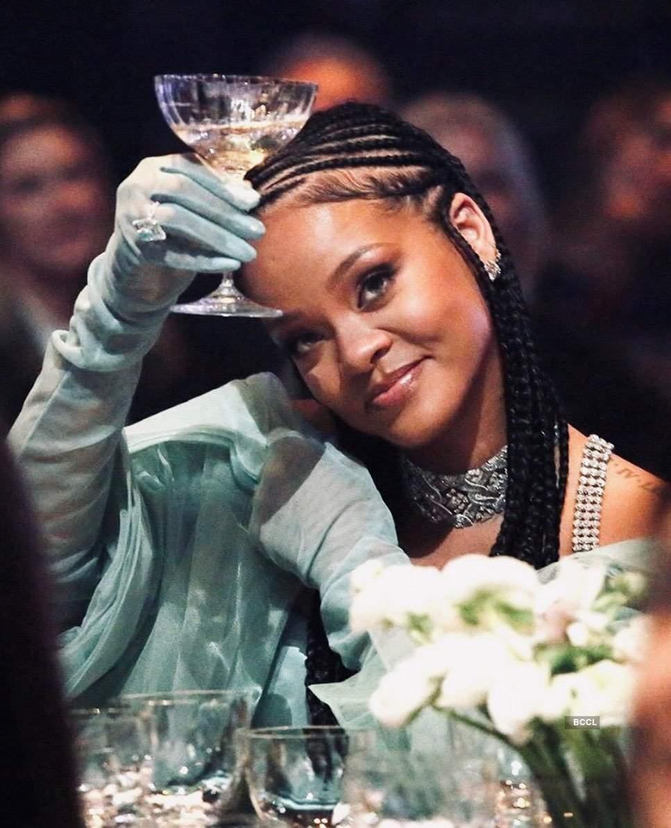 Rihanna, Tom Cruise, Julia Roberts and other celebs at British Fashion Awards 2019