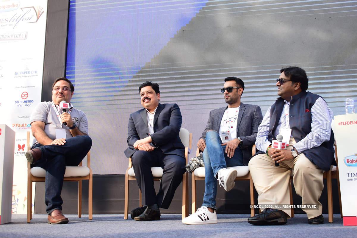 Times Litfest Delhi 2019: Day 2