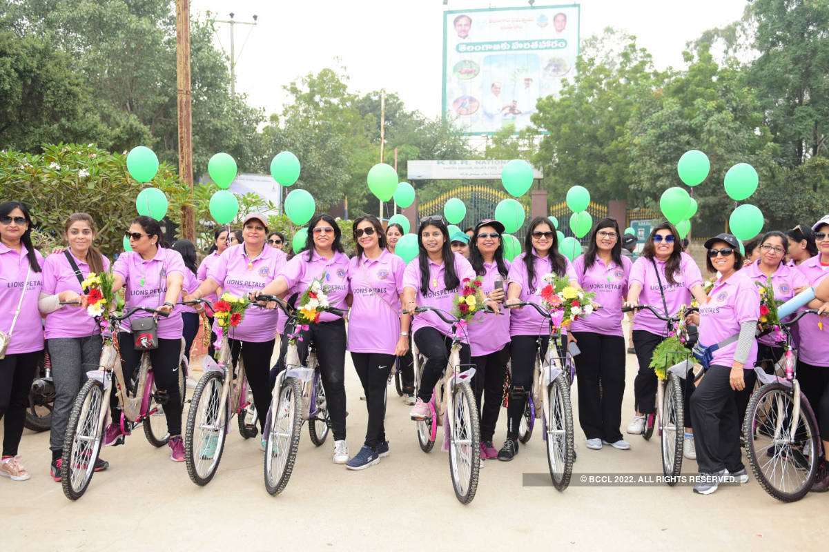 Women of a club unite to create environmental awareness