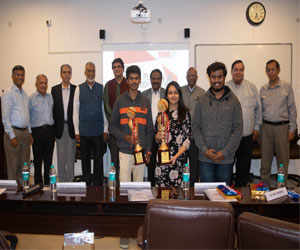 Pune girl secures first place in Business Plan competition for her idea on go-to care for pet parents