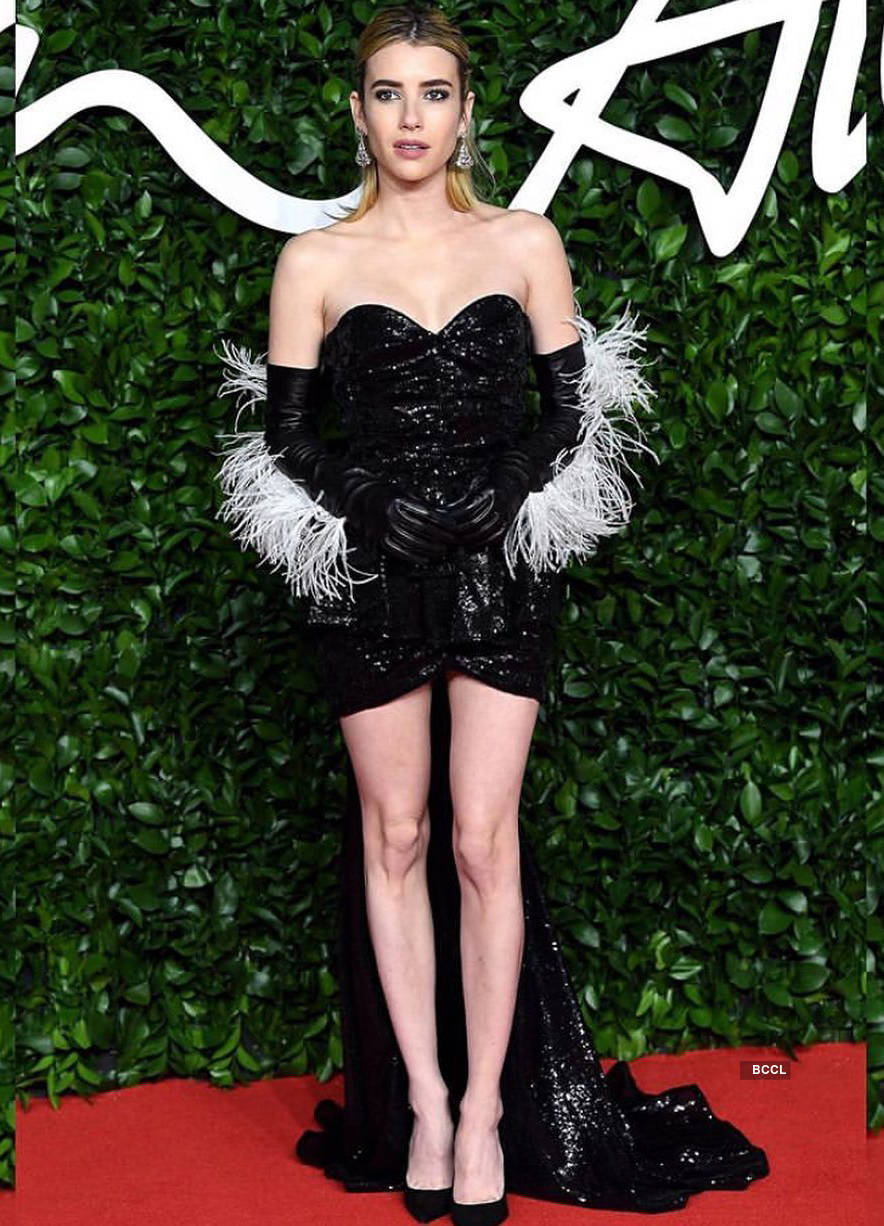 25 worst dressed celebs at the The Fashion Awards 2019