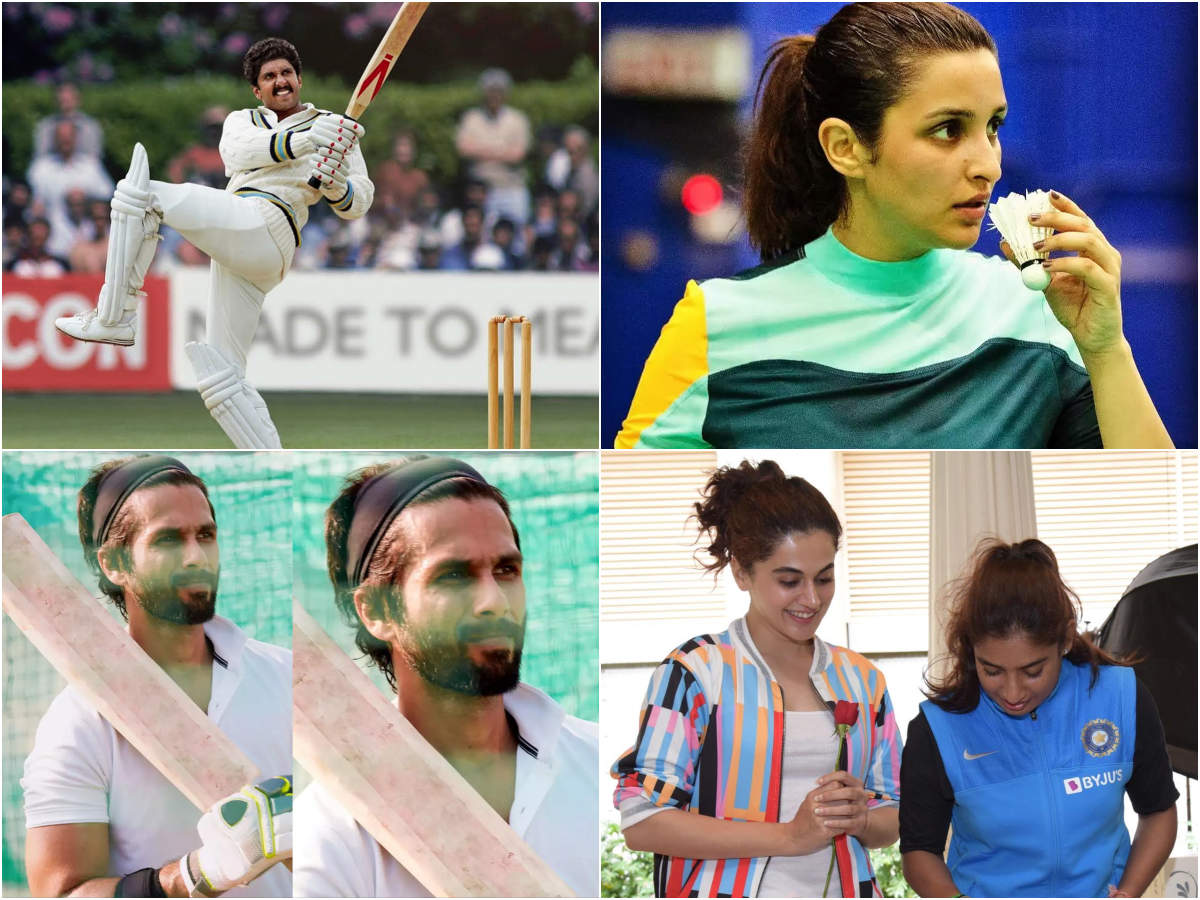 Ranveer Singh To Taapsee Pannu: Bollywood Actors Who Will Light Up The Screen With Sports Films In 2020