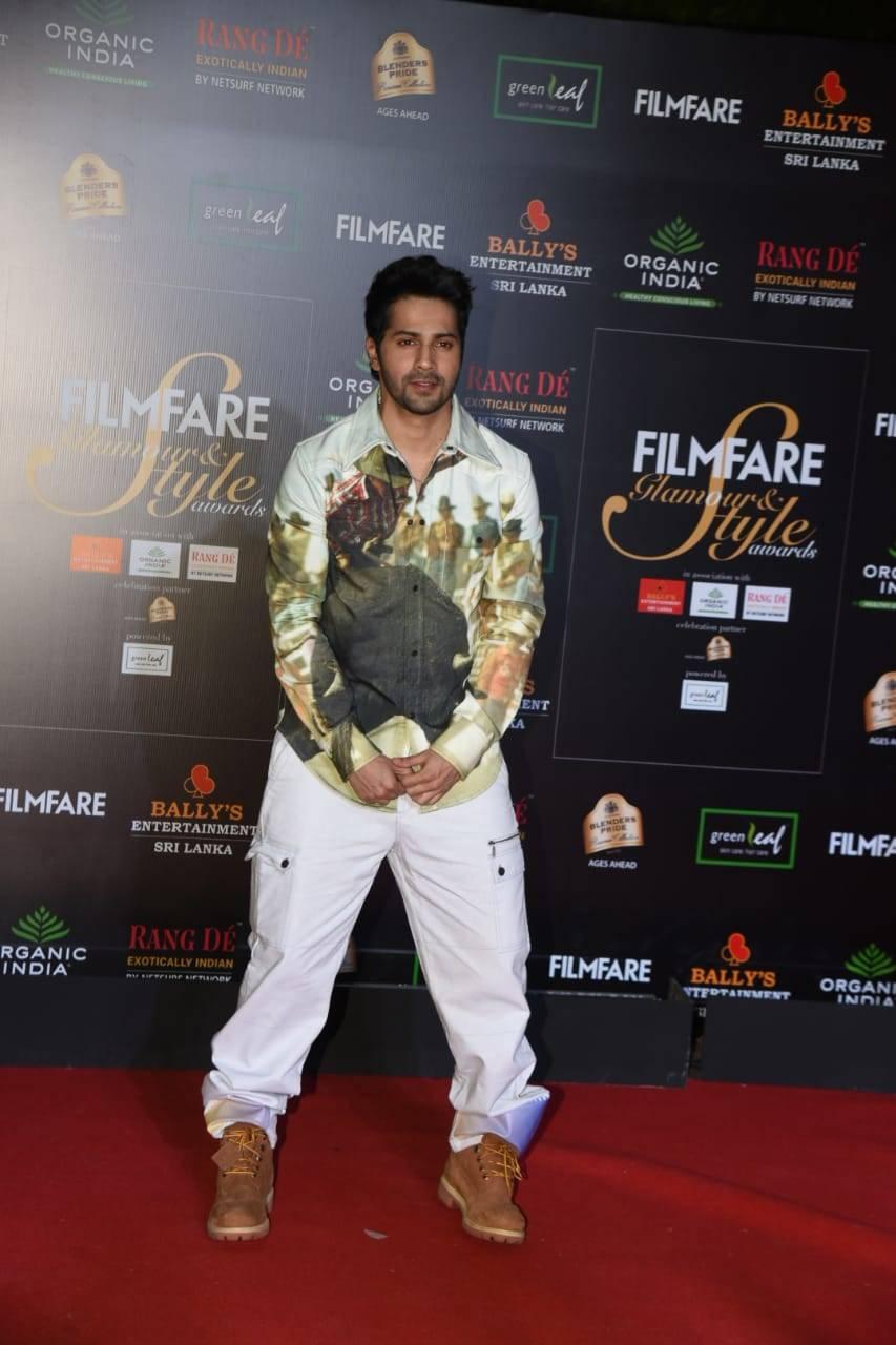Filmfare Glamour & Style Awards (3).