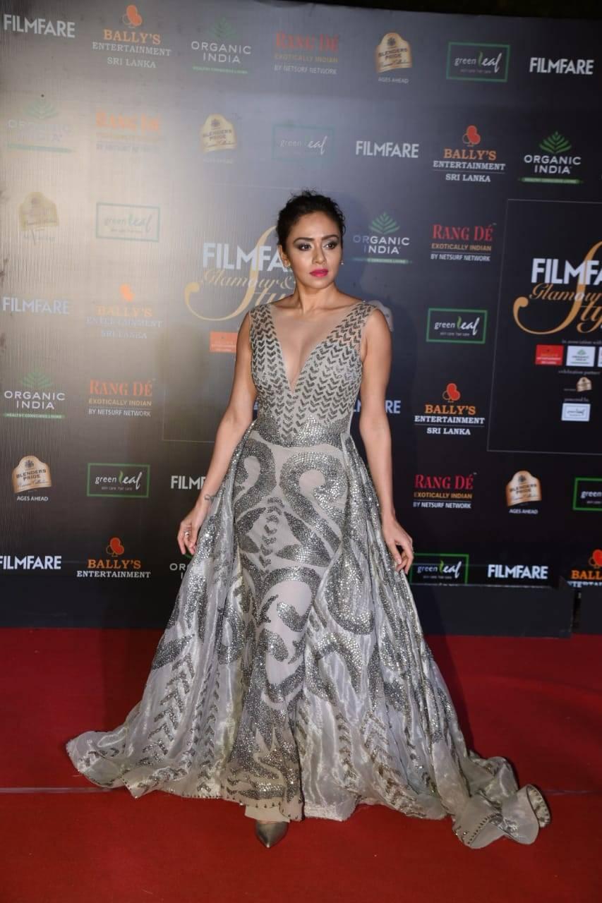 Filmfare Glamour & Style Awards (7).
