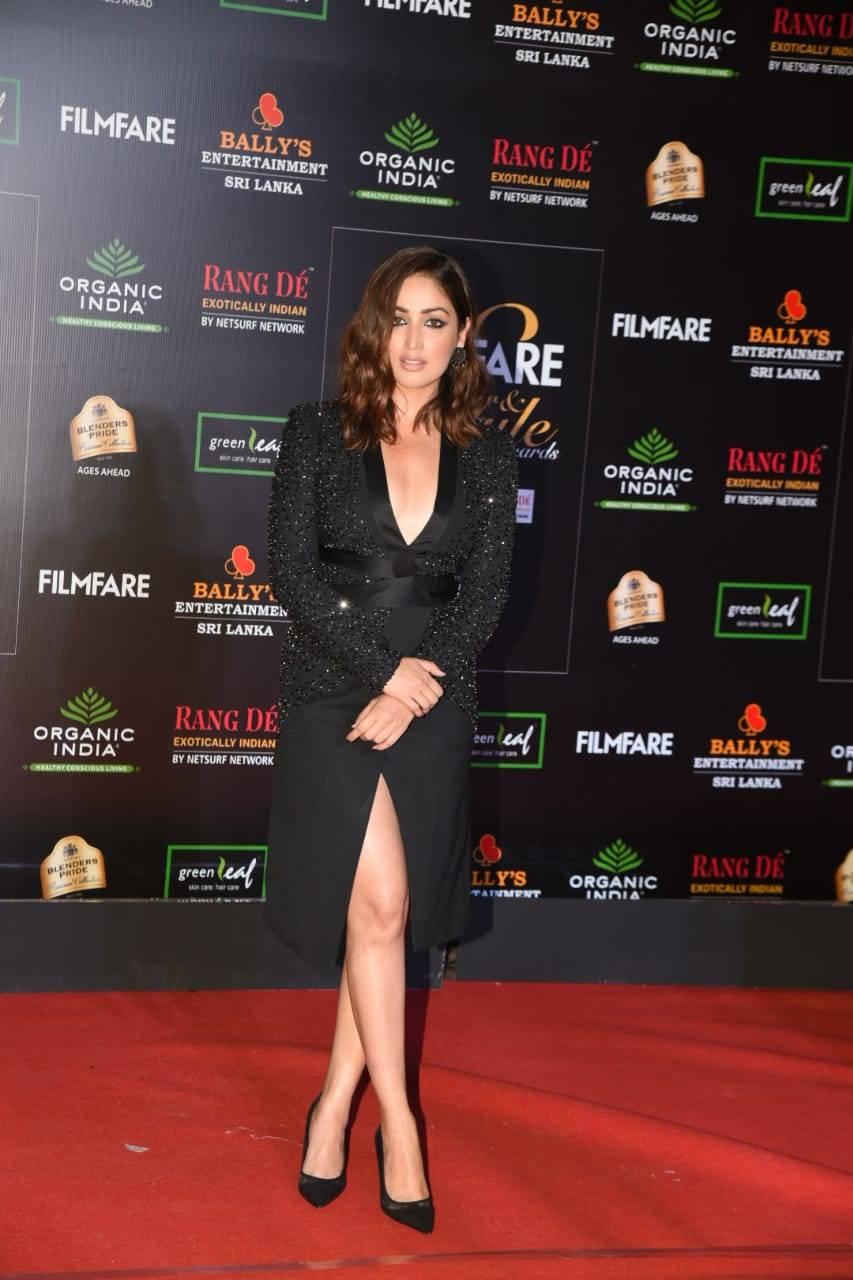 Filmfare Glamour & Style Awards (2).