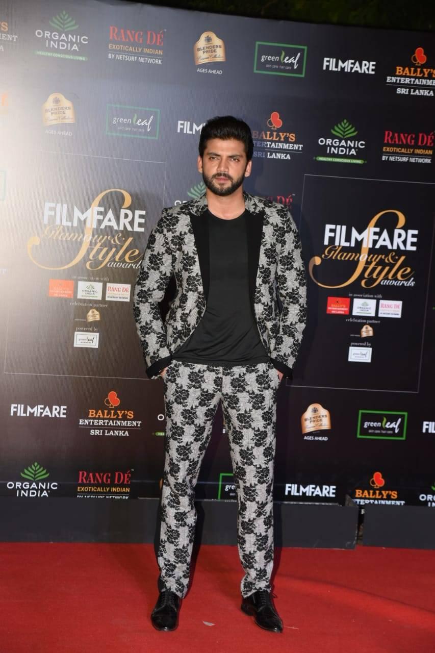 Filmfare Glamour & Style Awards (6).