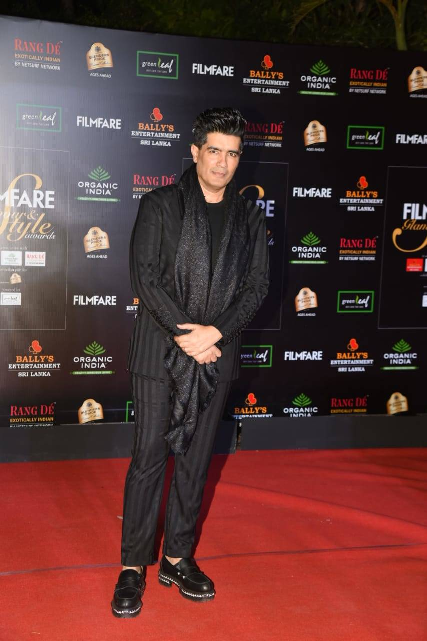 Filmfare Glamour & Style Awards (9).