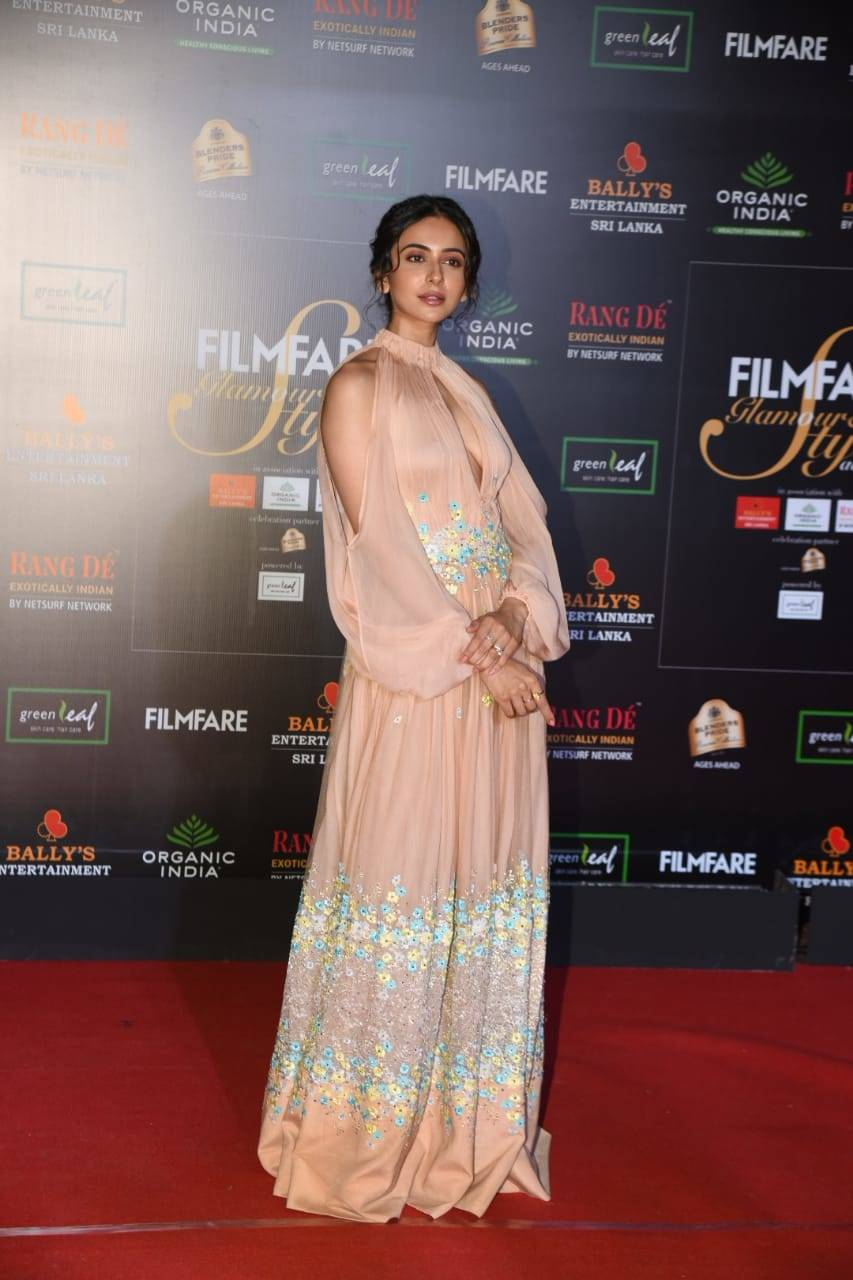 Filmfare Glamour & Style Awards (10).