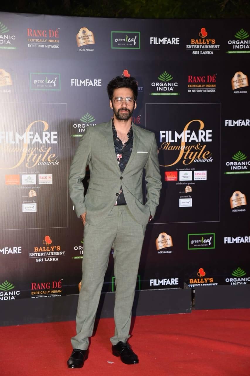 Filmfare Glamour & Style Awards (14).
