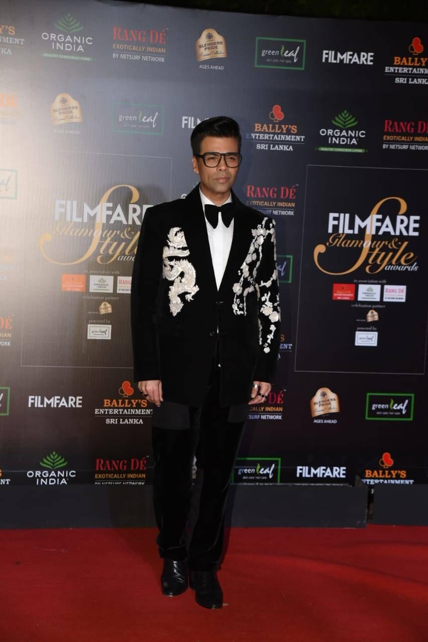 Filmfare Glamour Awards (1).