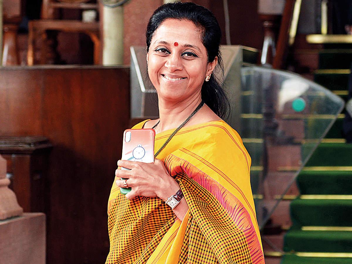 Supriya Sule, the urban face of 'rural' NCP