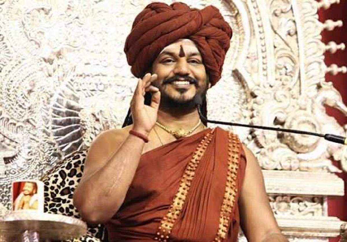 Image result for nithyananda