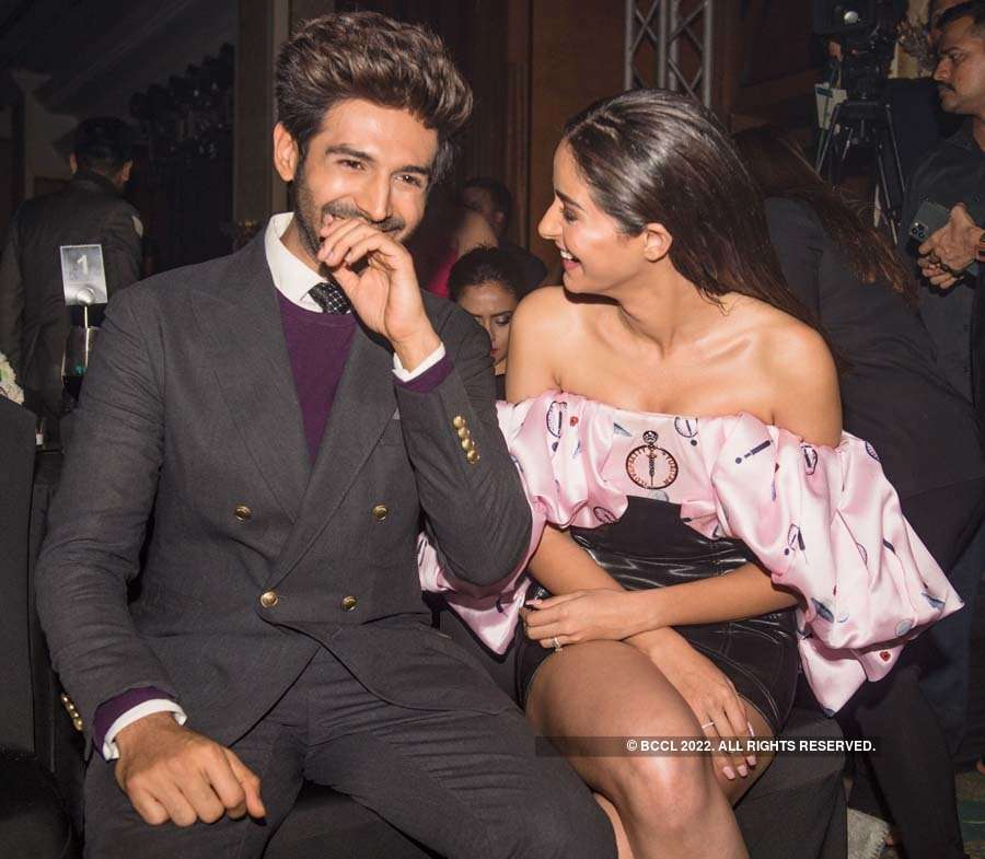 Filmfare Glamour & Style Awards 2019: Candid Pictures