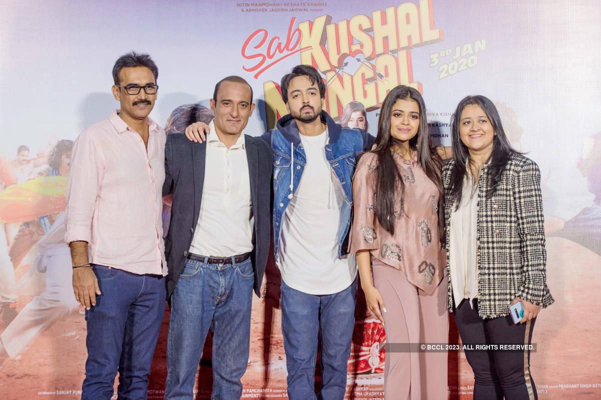Sab Kushal Mangal: Trailer launch
