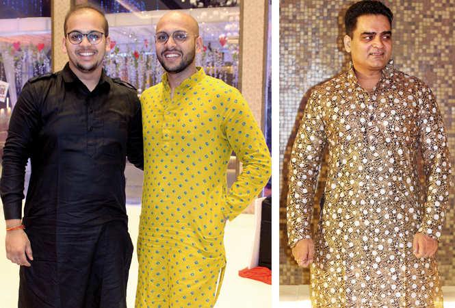 (L) Prajal and Parkhar (R) Rajat Pathak (BCCL/ Arvind Kumar)