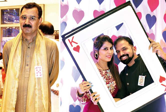 (L) Vipin (R) Amishra and Rishi (BCCL/ Arvind Kumar)
