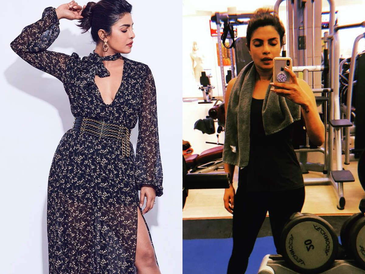 Weight Loss Priyanka Chopra S Diet Plan Is So Easy To Follow The Times Of India