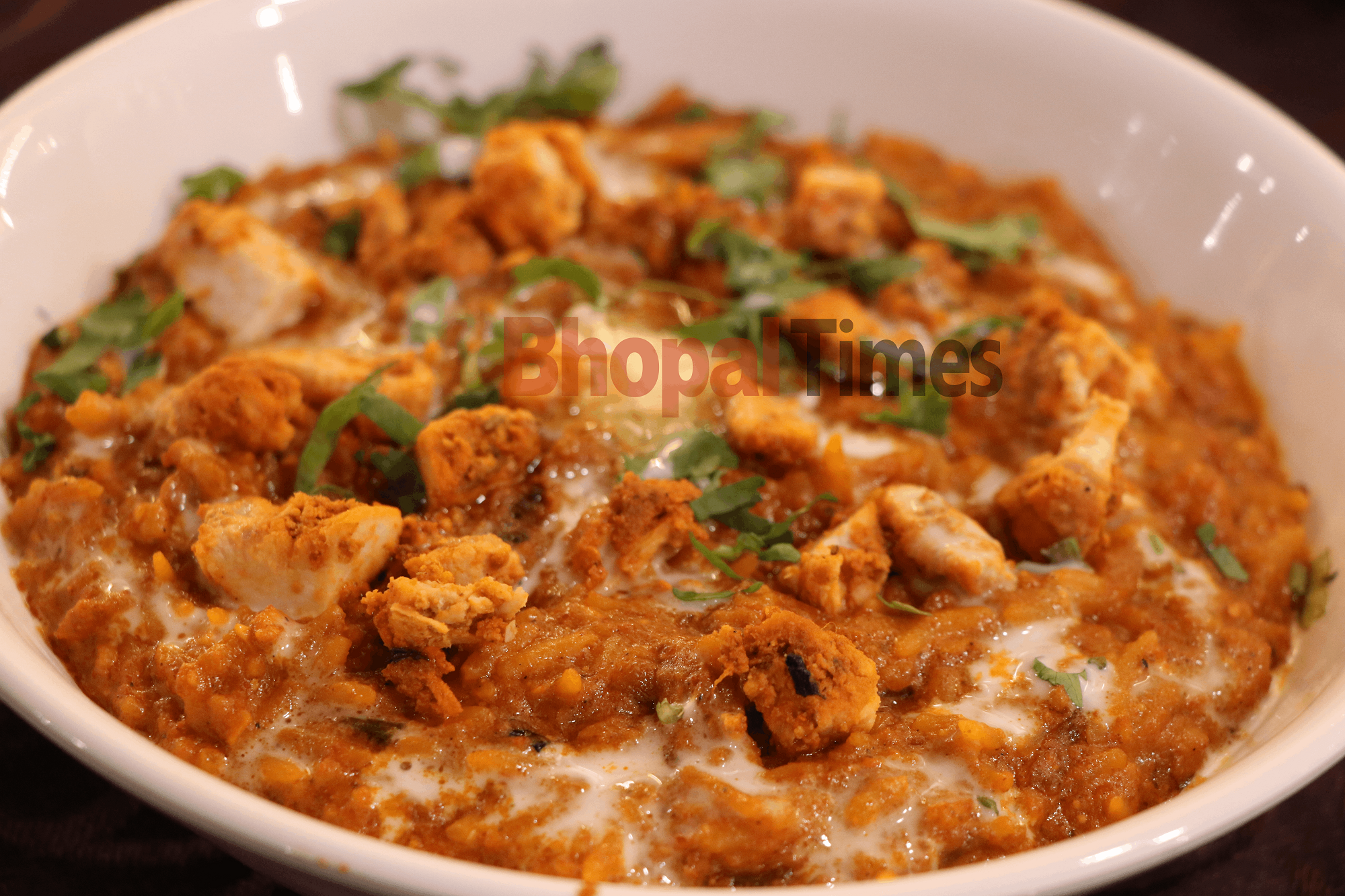 Butter Chicken Khichdi (1)