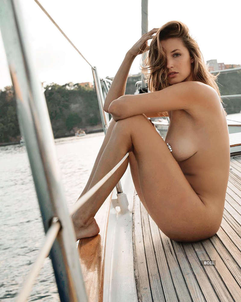 Steamy pictures of model Alyssa Arce are a rage online
