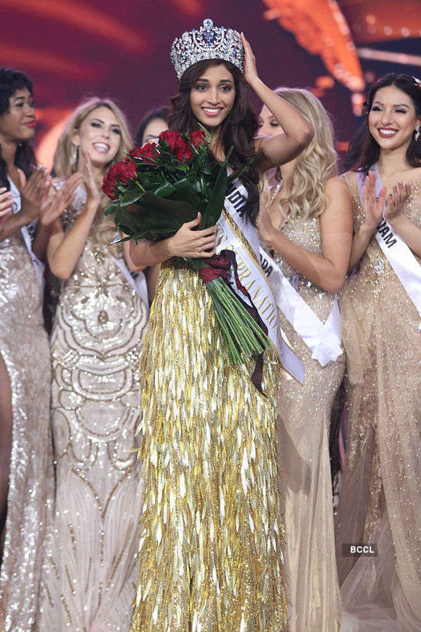 #Throwback: When Srinidhi Shetty was crowned Miss Supranational 2016