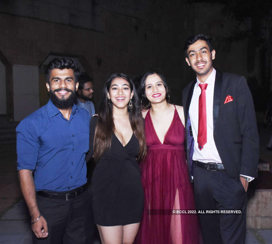 Students have a gala time at intra-college festival