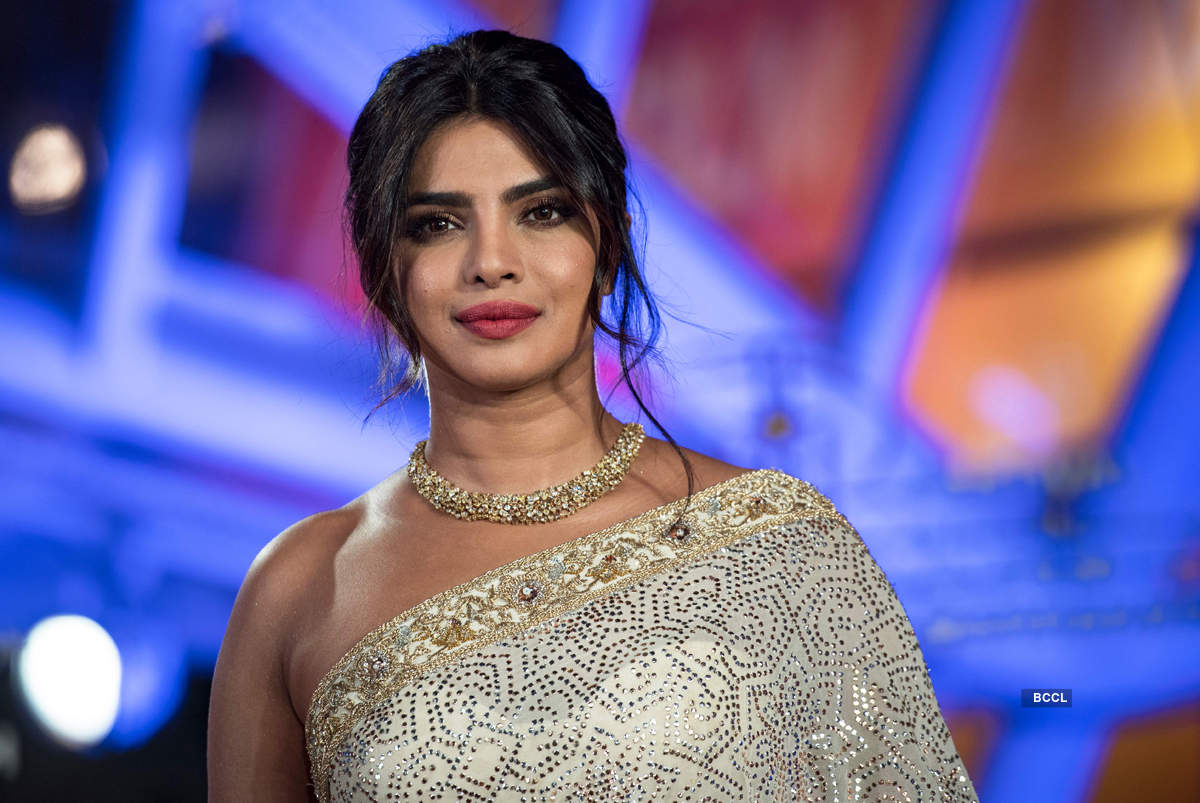 Priyanka Chopra Jonas received an award for her contribution to cinema at the Marrakech Film Festival