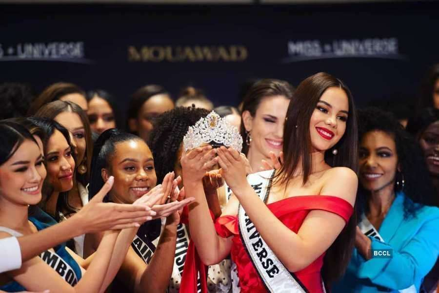 Miss Universe 2019 introduces newly designed crown