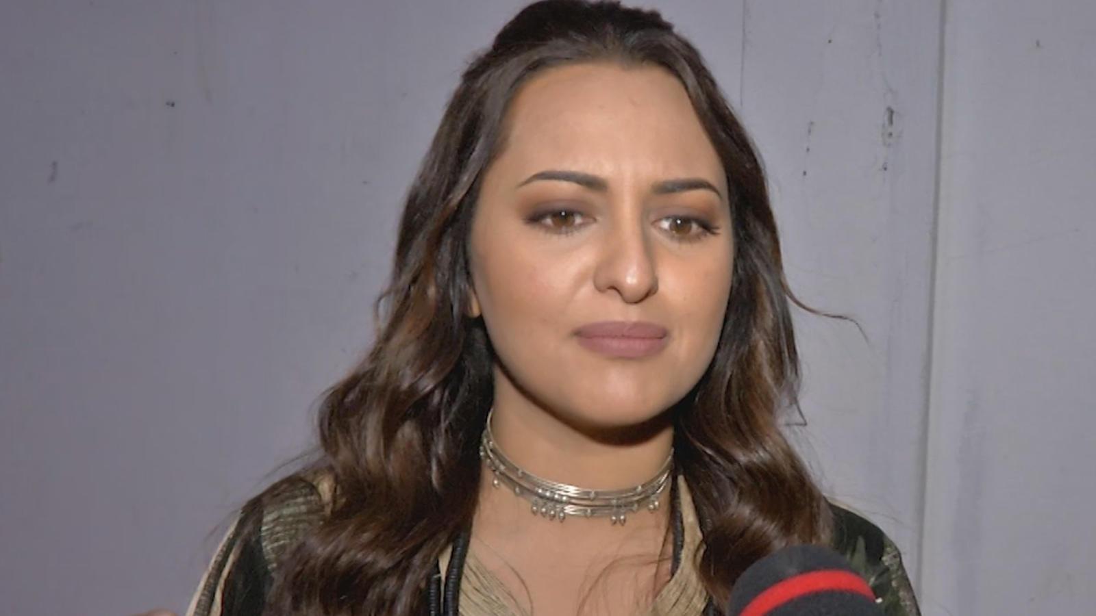 Debangg 3: Sonakshi Sinha shares views on Salman Khan, Saiee Manjrekar and Prabhu Deva