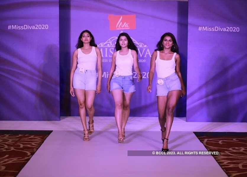 LIVA Miss Diva 2020 Bangalore auditions: Round One