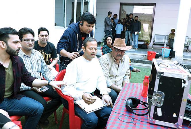 Directed by Mayank Srivastava, the film will be shot at different locations in Delhi, Gurgaon and Mumbai (BCCL/ Aditya Yadav)