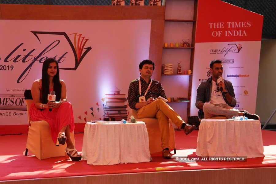 Times Litfest Kolkata 2019