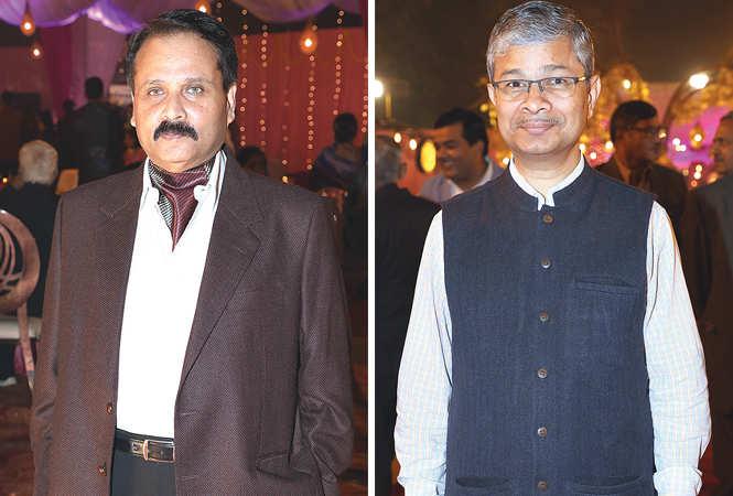 (L) Mahesh Gupta (R) Mukesh Meshram (BCCL/ Aditya Yadav)