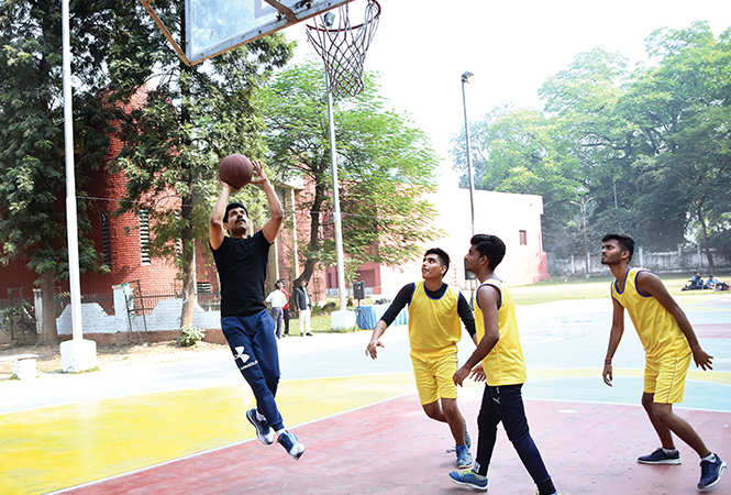 Viineet Kumar (BCCL/ Farhan Ahmad Siddiqui)