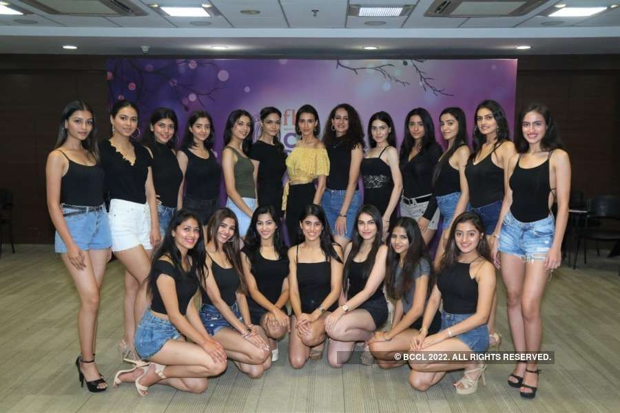 fbb Campus Princess 2019: Rampwalk session with Alesia Raut