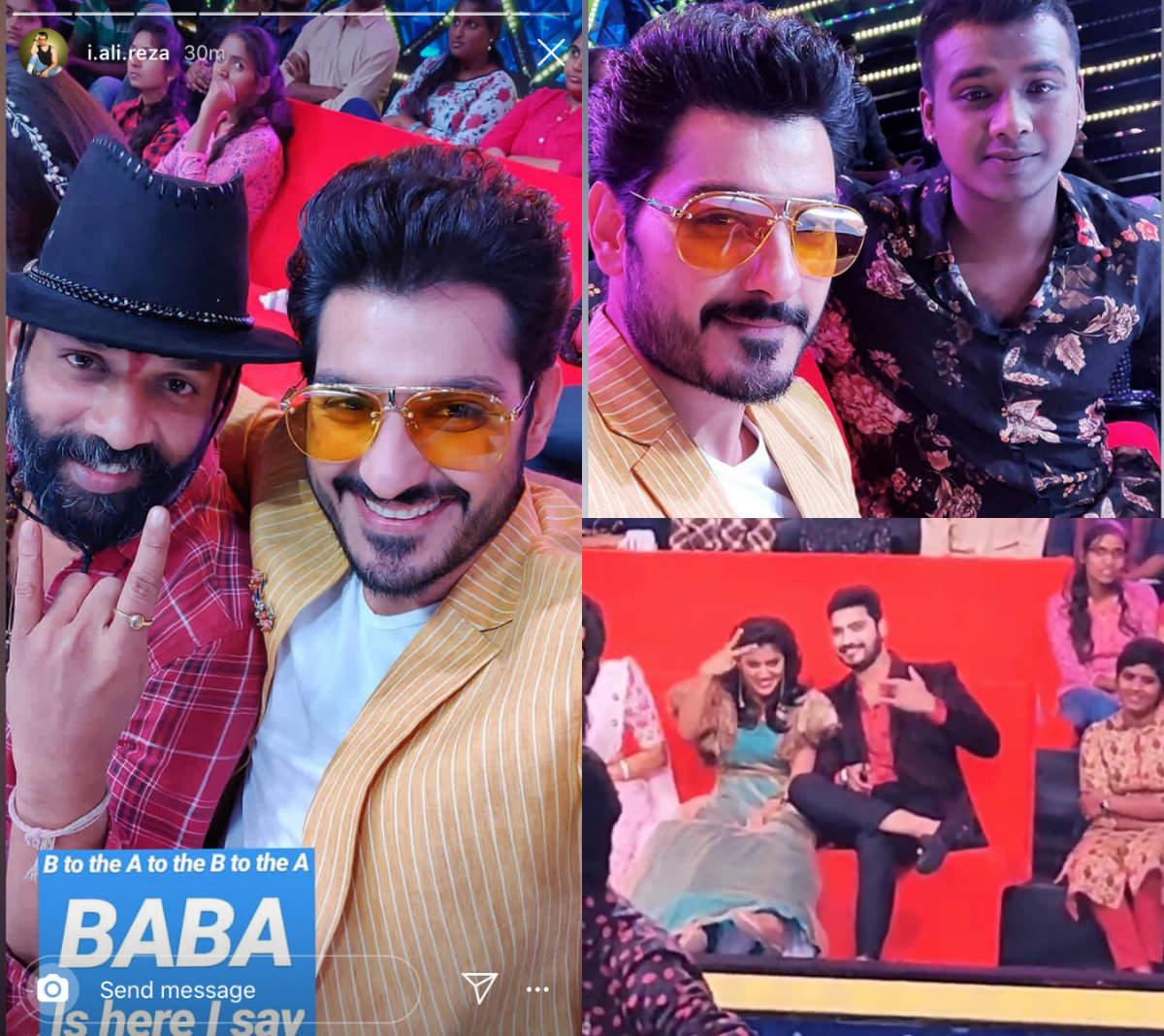 Ex BB Telugu 3 contestants enjoy a reunion